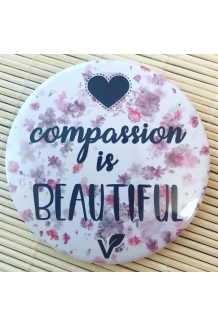 Compassion is beau..