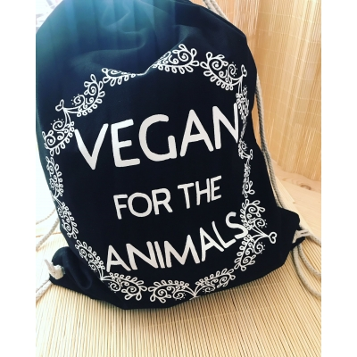 Vegan for the animals -..