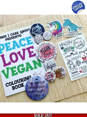 Vegan Birthday Bundle -..