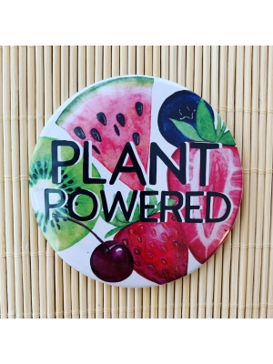 Plant Powered - vegan f..