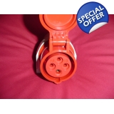 3 Phase euro suface mount socket4 PIN ..