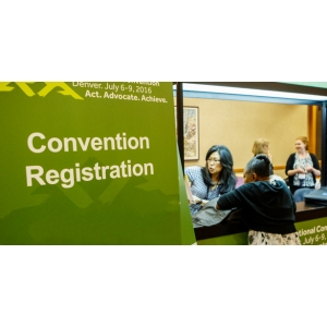 Convention Registration..