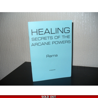 Healing Secrets Of The Arcane Powers Finbarr Occult Magic Witchcraft