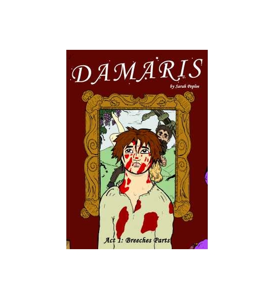 'Damaris' Issue 1: 'Breeches Parts' by Sarah Peploe