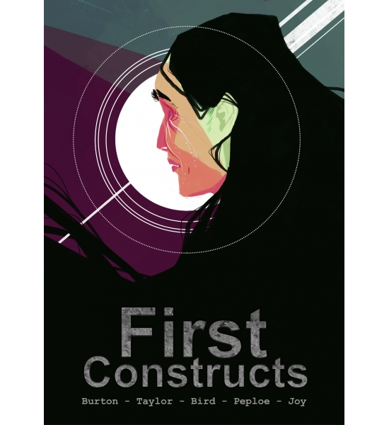 'First Constructs' - A Speculative Fiction Anthology