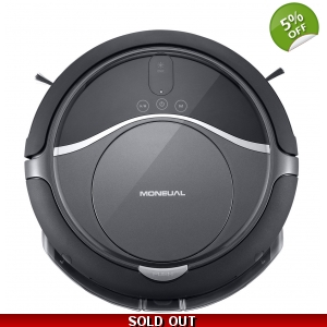 Moneual Robot Me 685 vacuum cleaners-hybrid syst..