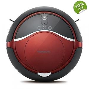 Moneual Robot vacuum cleaner - hybrid system wet..