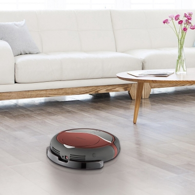 Moneual Robot vacuum cleaner - hybrid system wet/dry - ME770 Style