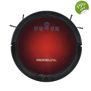 Moneual ME485 Ultrasonic Smart Navigation Vacuum..