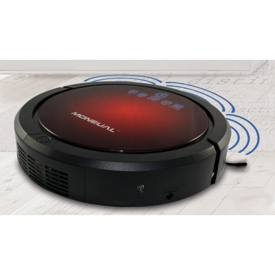 Moneual ME485 Ultrasonic Smart Navigation Vacuum Cleaner
