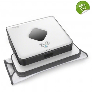 iRobot Braava 390 Turbo Mopping Robot