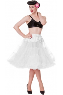 Petticoat, full white Petticoat. UK P&P Included