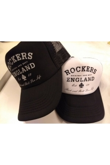 Rockers England, Original and Best Trucker Hats