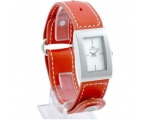 Lacoste LAW6200L43 Ladies White Dial Orange Stra..