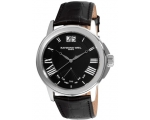 Raymond Weil 9576-STC-00200 Men's Tradition Blac..