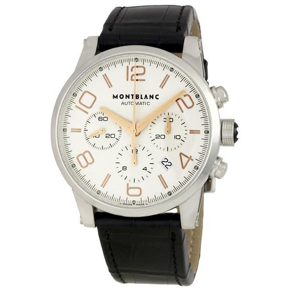 beefc62b52d MontBlanc Timewalker Automatic Chronograph Mens Watch 101549