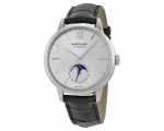 Montblanc Meisterstuck Heritage Silver Dial Mens..