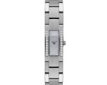 Gucci Lady 4605D Steel & Diamond Watch