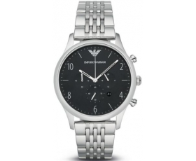 Emporio Armani Pre-Owned AR1863 Stainless Steel Mens Watch