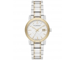 Ex Display Burberry BU9115 Steel Bracelet Women'..