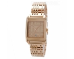 Burberry Bu1578 Women's Rose Gold Tone Stainless..