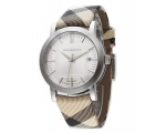 Burberry BU1390 City Nova Check Mens Watch