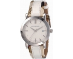 Burberry BU1379 - WW Beat Check Unisex Watch