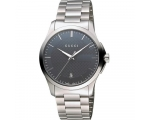 Gucci Men's YA126441 Silver Steel Bracelet Watch
