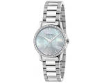 Gucci G-Timeless YA126525 steel silver women's w..