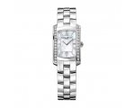 Baume & Mercier MOA08745 Steel & Diamond Womens ..