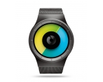 Celeste Z0005WGYG Gunmetal / Colored Watch