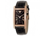 Armani Ladies Gold Tone Classic Watch AR0169