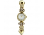 Accuirst Charmed Ladies Gold Bracelet Watch LB1409