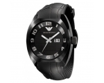 Emporio Armani AR5844 Mens Black Sports Designer..