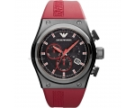 Emporio Armani Stylesport AR6105 Red Watch