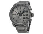 Diesel Advanced Chronograpgh Grey Gunmetal Mens ..