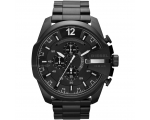 Diesel Chief Chronograph Black Dial Black Ion-pl..
