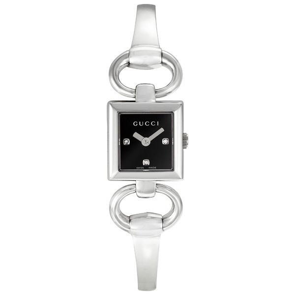 9b80b8d7e Gucci 120 Tornabuoni Square YA120503 Ladies Diamond Watch