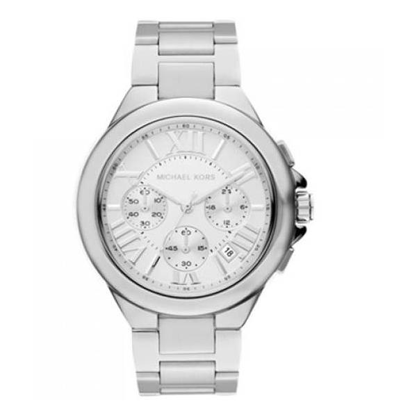 7e6c3c324d0 Michael Kors Women's 'Bradshaw' Silver Watch - MK5719