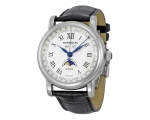 Montblanc Automatic Moonphase Stainless Steel Me..