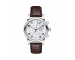 Montblanc Star Automatic Chronograph Silver Dial..