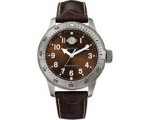 Nautica A13022G Men's Genuine Leather Watch