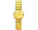 Rado Couple R22551263 Ladies Yellow plated Watch