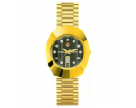 Rado Mens Original Automatic Gold Watch R12413613
