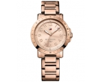 Tommy Hilfiger Rose Gold-Tone Ladies Watch 1781396