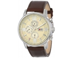 Tommy Hilfiger Men's 1710337 Stainless Steel Bro..