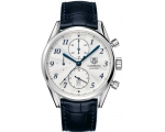 Tag Heuer Carrera Alligator Leather Mens Watch C..