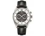 Tag Heuer Black Leather Mens Watch CAR2B11FC6235