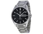 Tag Heuer Carrera Automatic Black Dial Stainless..