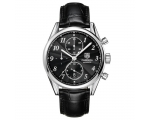 Tag Heuer Carrera Automatic Chronograph Black Me..